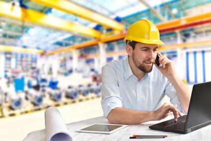 Prüf- und Abnahmeassistent für Hersteller