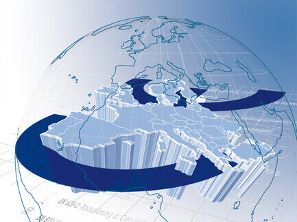 CE-Kennzeichnung - Bestätigt gemeinsam mit der Konformitätserklärung, dass die zutreffenden EU-Richtlinien erfüllt sind