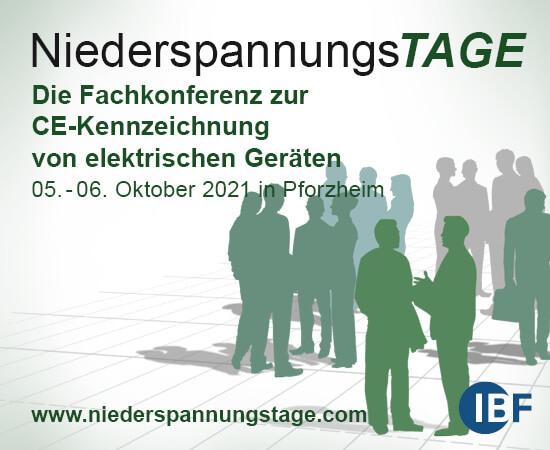 Fachkonferenz CE-Kennzeichnung für elektrische Geräte