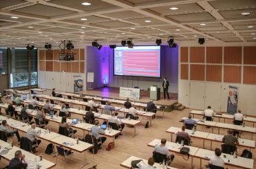 Vorschaubild vom Referenten Johannes Frick an den CE-Praxistagen
