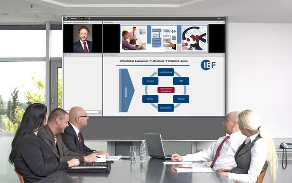 WEB-Seminare (Webinare) zur CE-Kennzeichnung, Maschinensicherheit, Risikobeurteilung und Safexpert von IBF